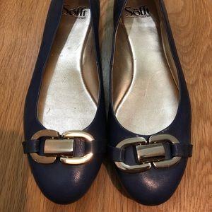 Söfft Leather Flats
